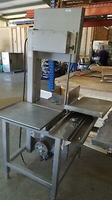 2012 Hobart 6801 Commercial Vertical Meat Saw (90 Day Warranty)