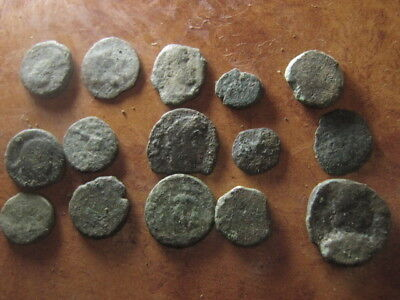 Ancient roman coins lot 48