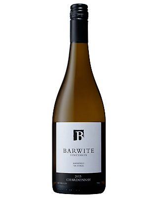 Barwite Chardonnay 2015 case of 6 Dry White Wine 750mL