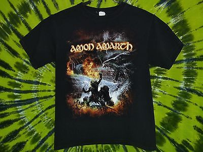 AMON AMARTH Twilight Of The Thunder God 2008 Tour T-shirt