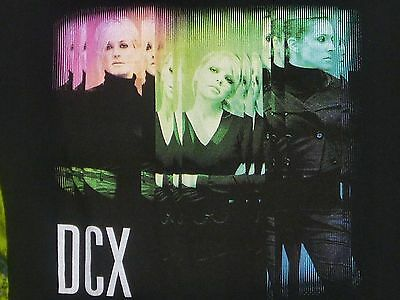 DIXIE CHICKS DC Tryptych T-shirt LADIES M