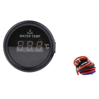 52mm -20~150 Celsius Degree Car Auto Pointer Water Temperature 810-00135