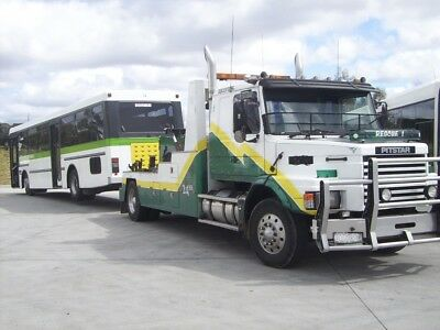 SCANIA  T series SINGLE DRIVE HEAVY UNDERLIFT TOW TRUCK      MELBOURNE