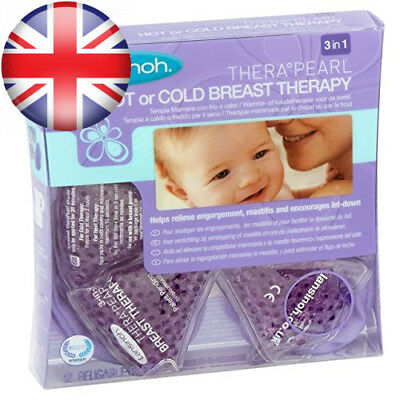 Lansinoh Therapearl 3-in-1 Breast Therapy Soothing