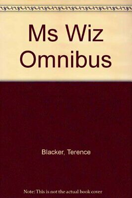 Ms Wiz Omnibus by Blacker, Terence Paperback Book The Cheap Fast Free Post