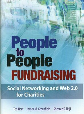People to People Fundraising: Social Networking ... by Haji, Sheeraz D. Hardback