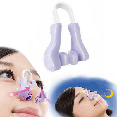Silicone Nose Up Beauty Clip Nose Lifting Shaper Straightener Shaping Tool × 1