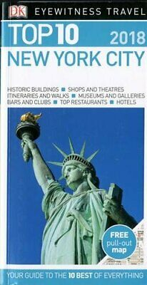 Top 10 New York City (DK Eyewitness Travel Guide) by DK Travel Book The Cheap
