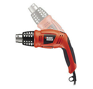 Black & Decker KX1693 KX1693 450l/min 1800W Red power heat gun 1800 W Heißluftpi