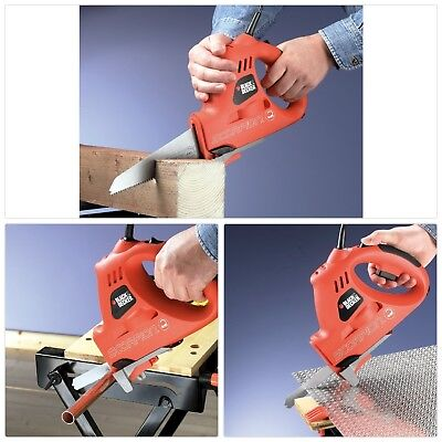 Scorpion Electric Power Saw Cutting Wood Metal Plastic Reciprocating Hand Tool