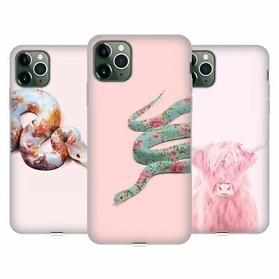 OFFICIAL PAUL FUENTES ANIMALS 3 SOFT GEL CASE FOR APPLE iPHONE PHONES