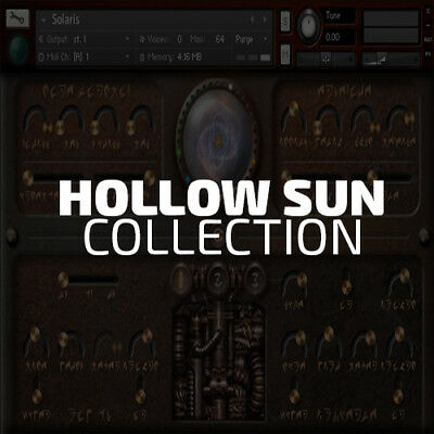 SunHollow Collection 20 Vintage Kontakt Libraries 5GB