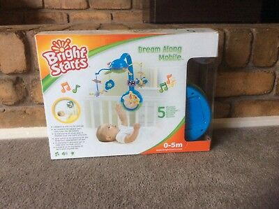 Bright Starts Dream Along Baby Mobile