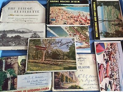 Massive Collection Of Postcards From 1930's thru To 2000 - Over 1000 Postcards