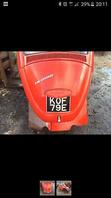 Vw classic beetle 1967 one year only model. Project