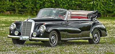 Mercedes-Benz Adenauer 4 door Convertible