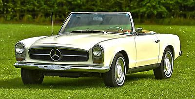 1965 Mercedes-Benz 230 SL