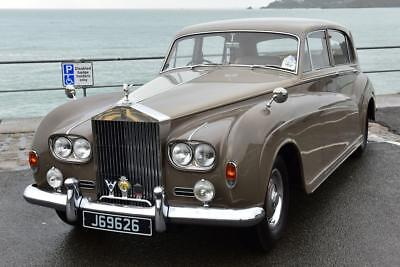 1962 Rolls-Royce  Silver Cloud 2 LWB Sct100 by James Young