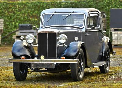 1935 Daimler Light 15 Mulliner Coupe