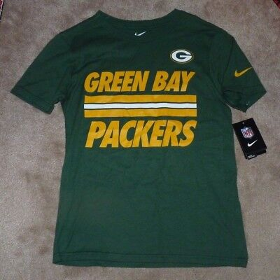 Nike Greenbay Knows Packers Football TEE T SHIRT 3XL XXXL | eBay