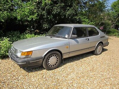 Saab 900 Turbo 145 BHP 3 Door. Breaking or repair