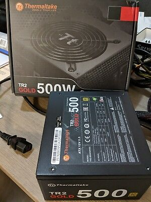 Thermaltake 500W TR2 Gold Power Supply