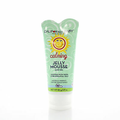 California Baby Calming Jelly Mousse Hair Gel 2.9oz/82g