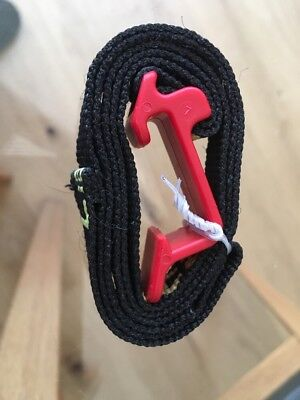 Genuine Brand New Lascal Buggy Board Strap With Hook Part 81150