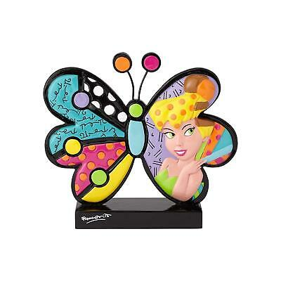 Disney Britto 6001008 Tinker Bell Butterfly Icon Figurine