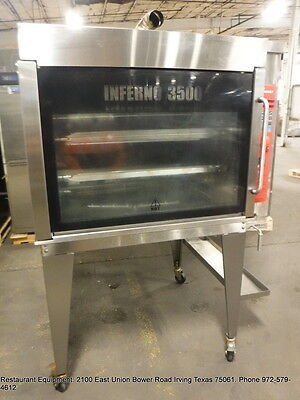 Hardt Inferno 3500 Gas Rotisserie Chicken Oven YEAR 2011