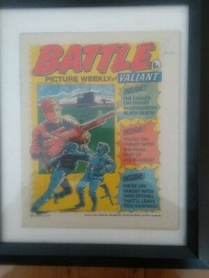 Battle comic 1977