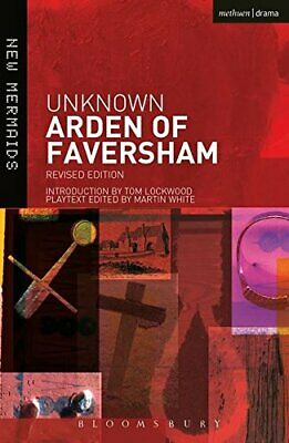 Arden of Faversham (New Mermaids) by Martin White Paperback Book The Cheap Fast