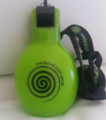 Squeeze Whistle with Lanyard - Free delivery within Australia