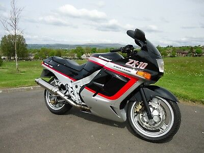 Kawasaki Zx10 B1, Sports Tourer, Classic, Retro, Collectable,low Mileage