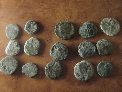 Ancient roman coins lot 52