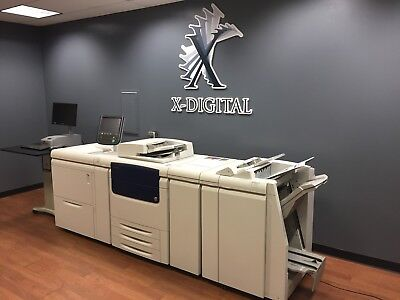 Xerox Color C75 Press for Sale! (Xerox 700, J75, V80, 560, C60)