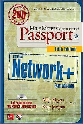 Mike Meyers' CompTIA Network+ Certification Passport, Fifth Edition (Exam N10-00