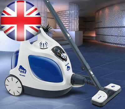 Palson Sky Plus Steam Cleaner 10 in 1 with Accessories, Extra long 5M Cord,...