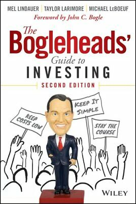 The Bogleheads' Guide to Investing by Taylor Larimore 9781118921289
