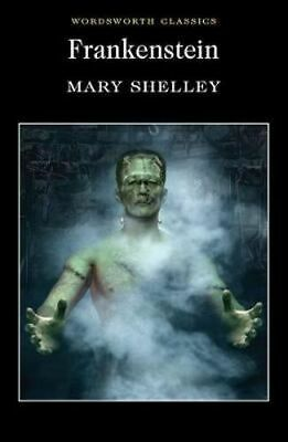 NEW Frankenstein By MARY SHELLEY Paperback Free Shipping