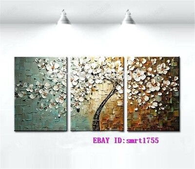 Modern Abstract hand-painted Art Oil Painting Wall Decor canvas 16x24x3   #101
