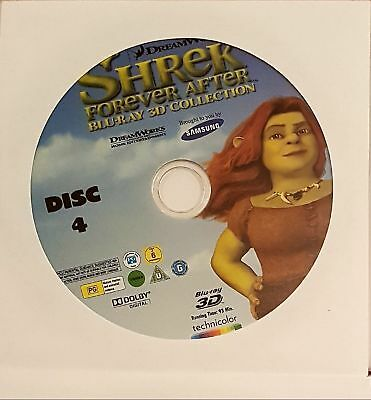 Shrek Forever After Blu-ray Disc 4Only IN PAPER SLEEVE - BRAND NEW