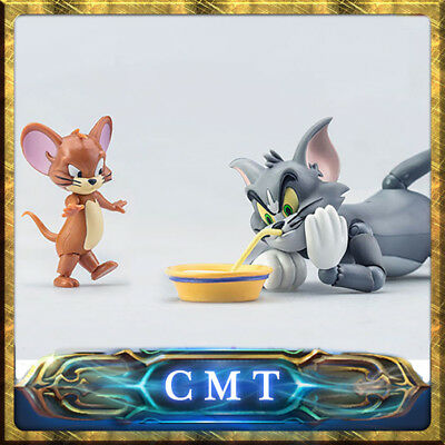 Instock Dasin Model DM Cat And Mouse Cartoon Tom and Jerry S.H.Figuarts S.H.Figu