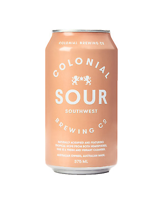 Colonial Brewing Co. Southwest Sour Cans 375mL case of 24 Craft Beer