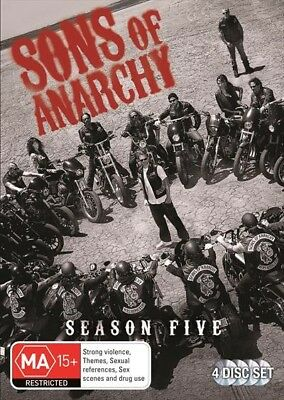 Sons Of Anarchy - Season 5, DVD
