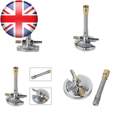 Vinmax Laboratory Bunsen Burner Made Of Alloy and Brass