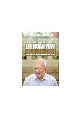Hard Truths To Keep Singapore Going by Yew, Lee Kuan Book The Cheap Fast Free