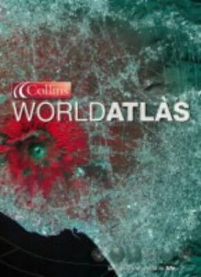 Collins World Atlas Paperback Book The Cheap Fast Free Post