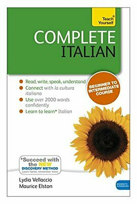 Complete Italian (Learn Italian with Teach Yourself): Book:... by Maurice Elston