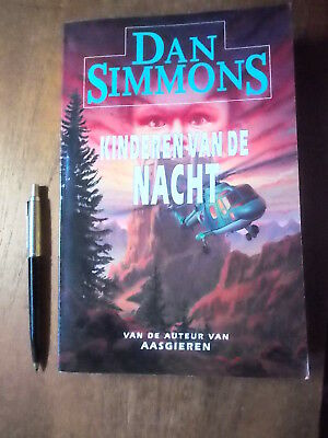 Dan SIMMONS : Kinderen van de Nacht, Horror-Science Fiction, PERFECT !
